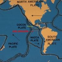 Las placas tectónicas en movimiento otra vez: América del Sur se separará de Centroamérica?