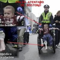 Engaño Vulgar en los atentados de Boston (exclusivo quitar el velo)