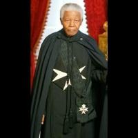 Nelson #Mandela, Psicópata del #CFR masón agente del Mossad