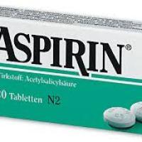 La #aspirina es peligrosa y no debe utilizarse
