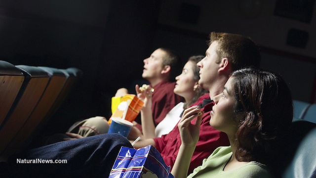 Family-Friends-Movie-Theatre-Popcorn