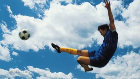 Man-Playing-Soccer