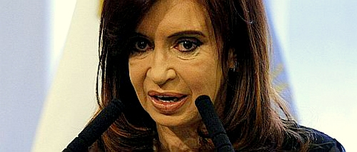 Cristina, la segunda presidente más corrupta del mundo - Jujuy al Momento